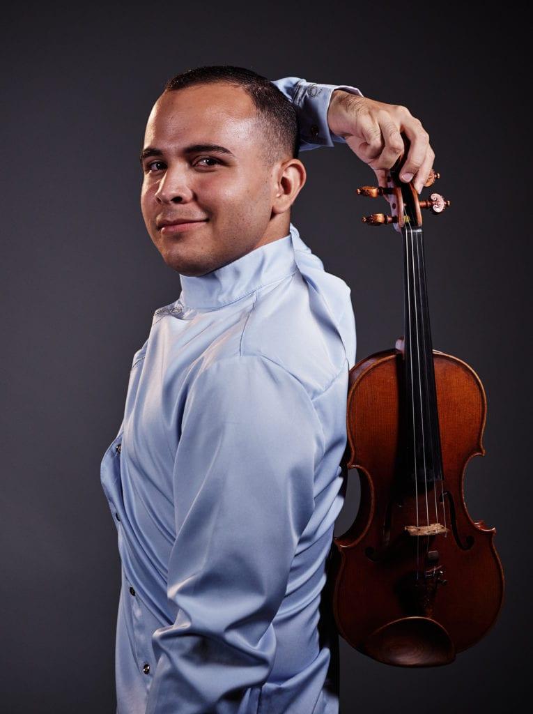 Samuel Vargas headshot
